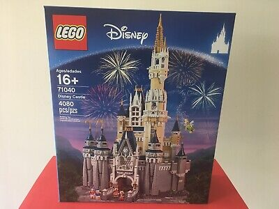 LEGO Disney Princess The Disney Castle 71040 New 100% Trusted Lego Seller