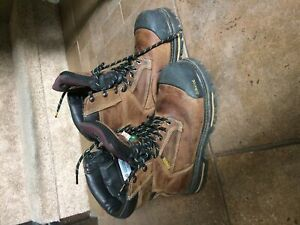 Dakota T max steel toe boots