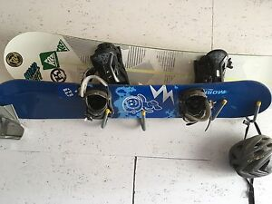 Men's Morrow Snowboard
