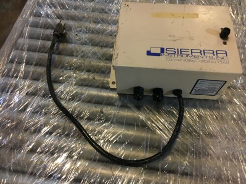 Sierra Instrument Co. AV610220 Controller