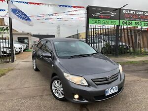 2008 Toyota Corolla CONQUEST Automatic Sedan Thomastown Whittlesea Area Preview