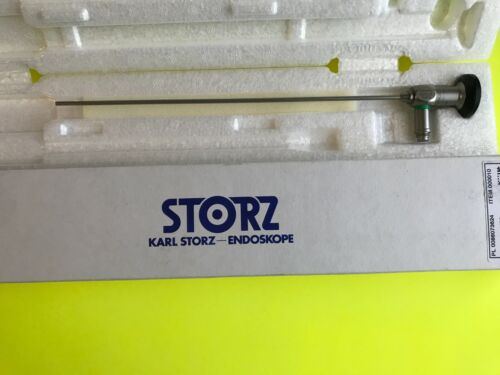Karl Storz 26007AA 3.3mm x 25cm  0° Pediatric Autoclavable Made in Germany