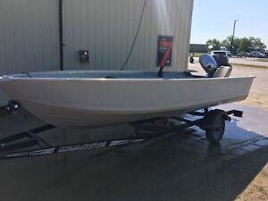 Mirrorcraft 16foot boat