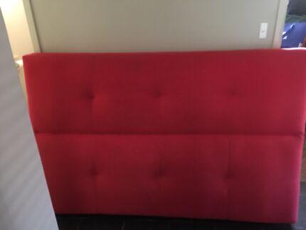 Red futon! Seaford Morphett Vale Area Preview