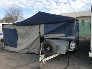 2006 Ace Camper Trailer Yass Yass Valley Preview