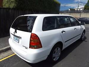 From $31 Per week on Finance* 2005 Toyota Corolla Wagon Automatic North Hobart Hobart City Preview