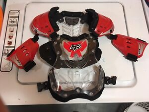 Fox chest protector / Roost guard price drop****