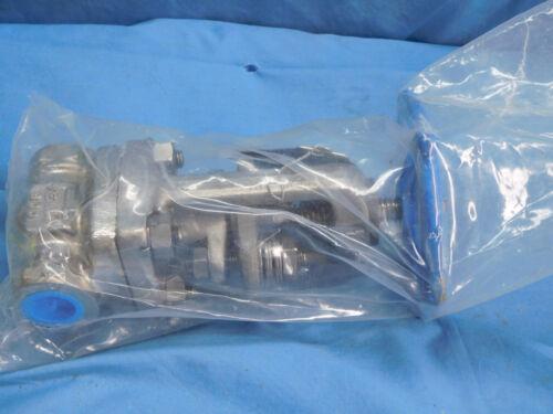 "Velan W03-2074B-13AA 1/2""  SW 800# SA-182 F316 Valve Globe NEW"