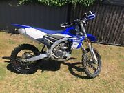 2016 WR450f Windang Wollongong Area Preview