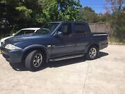 2004 SsangYong Musso Sport North Epping Hornsby Area Preview