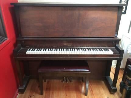 Gulbransen Honky Tonk Piano Curtin Woden Valley Preview