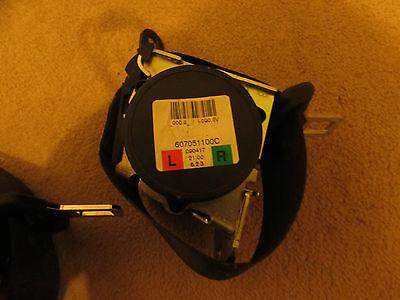 BMW Rear Seat Belt 607051100C