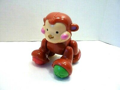 Fisher-Price Amazing Animals Clicker Monkey with Sound