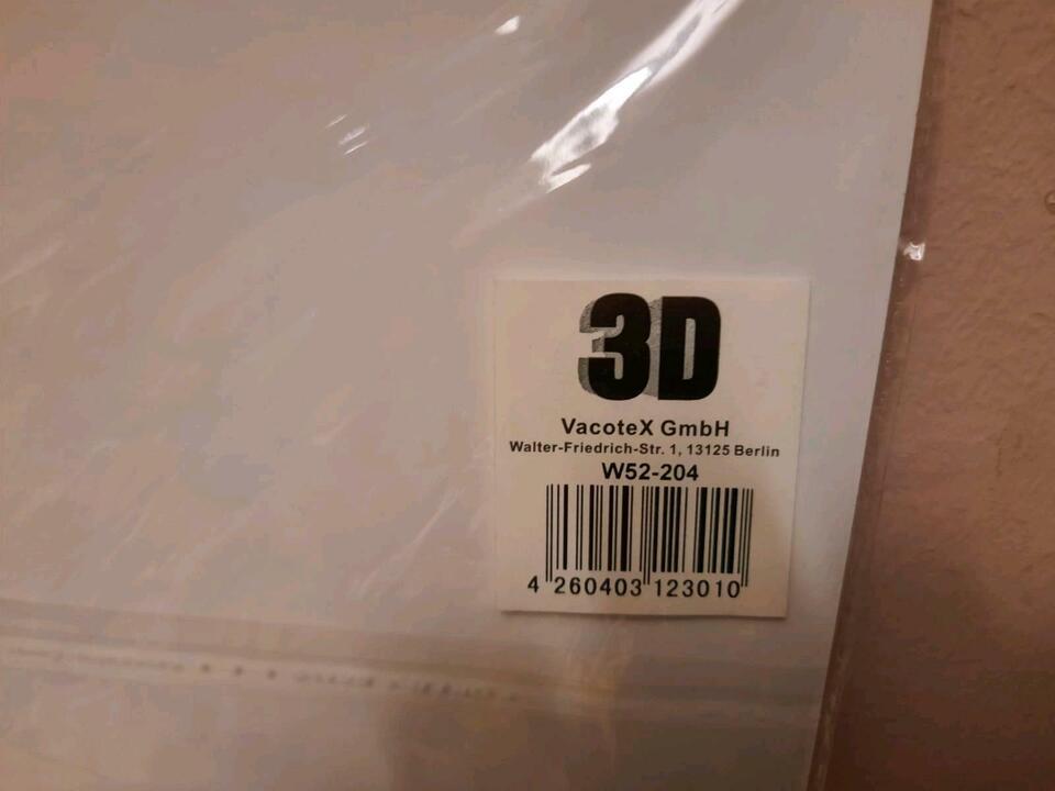 3D Effekt Bilder, bewegliches Bild, schimmernd in Groß-Gerau