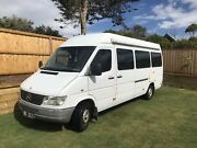 Campervan/ Motorhome Mercedes Sprinter /swap Point Lonsdale Outer Geelong Preview