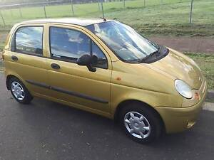 2004 Daewoo Matiz Hatchback Glen Waverley Monash Area Preview