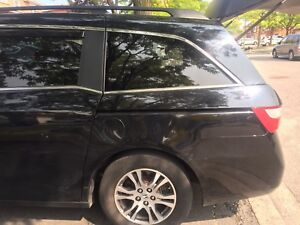 Almost perfect Odyssey 2013 EX 8-seat 130k