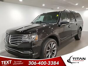2017 Lincoln Navigator Reserve|7 Pass|4x4|V6|CAM|NAV|Leather|Sun