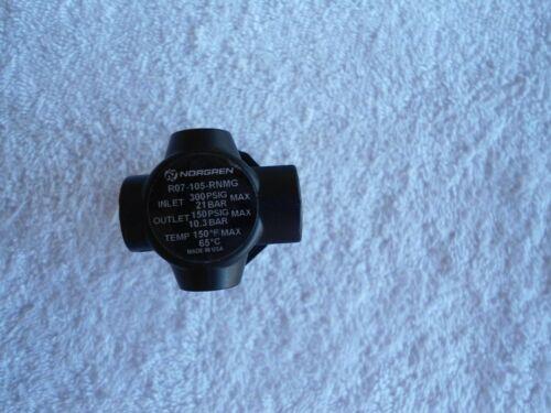 NORGREN Pressure Regulator        R07-105-RNMG