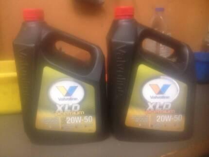 Oil Valvoline XLD 20W50