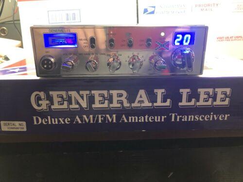 GENERAL LEE RADIO ALIGNED & TUNED FOR OPTIMUM PERFORMANCE !!!