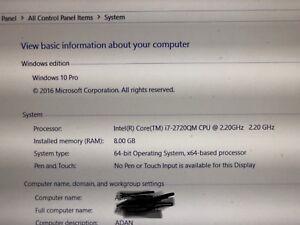 Dell Latitude E6620 i7
