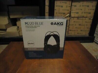 MASSDROP, PROFESSIONAL SEM-OPEN STUDIO HEADPHONES PART#M220 BLUE, 100% NEW