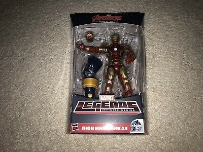 Marvel Legends Infinite - Iron Man Mark 43 Thanos Series - Sealed