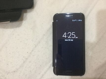 SAMSUNG GALAXY S6 EDGE 64 GB used once Kallangur Pine Rivers Area Preview