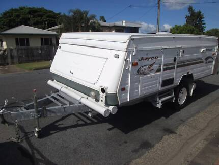 2002 Jayco Outback Flamingo Offroad Camper
