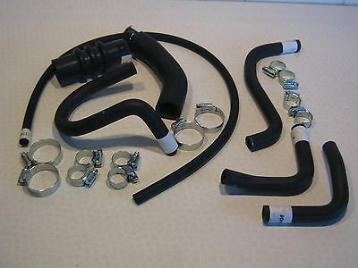 TRIUMPH HERALD 13/60 RADIATOR HOSES, HEATER HOSES, PIPES & CLIPS - SMITHS ONLY
