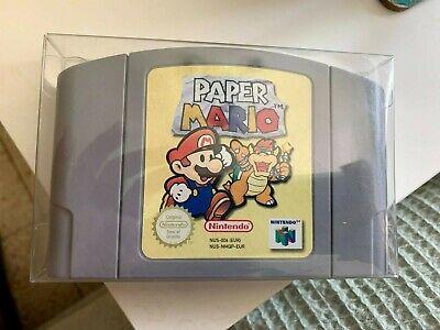 Paper Mario Nintento 64 PAL N64