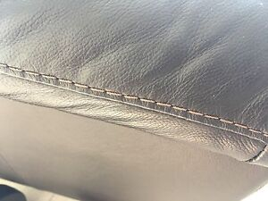 Italian Leather Sofa 3+2 to Sale $600 (Original price $2800) Chatswood Willoughby Area Preview