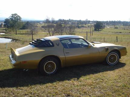 1978 Pontiac Firebird Coupe Pitt Town Hawkesbury Area Preview