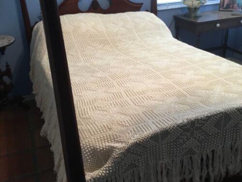 Crochet bedspred