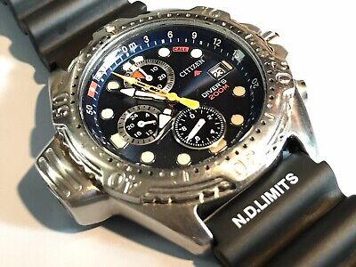 Citizen Aqualand Promaster 200m Dive Watch