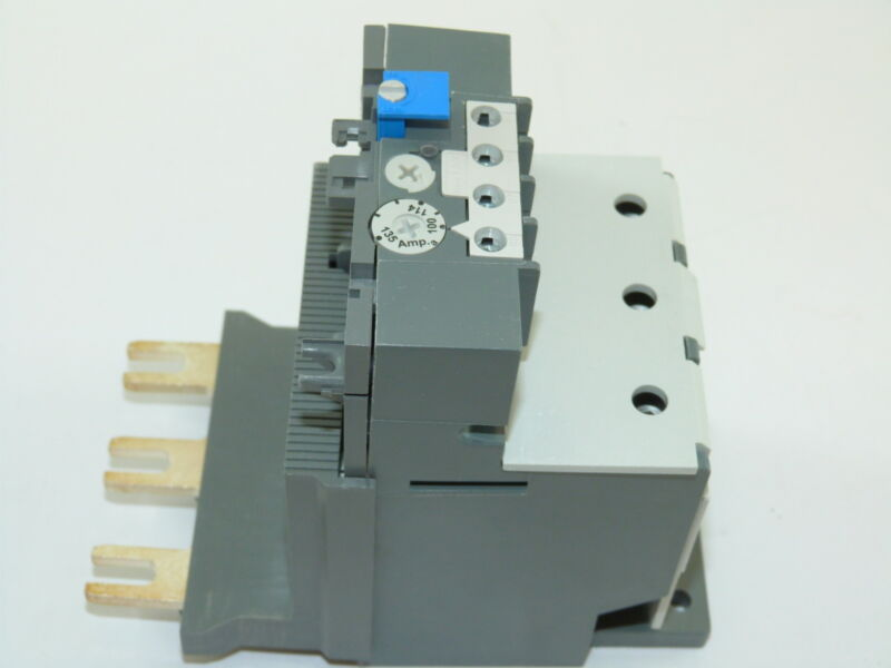 ABB TF140DU-135 Thermal Overload Relay 100-135a NEW 1yr Warranty