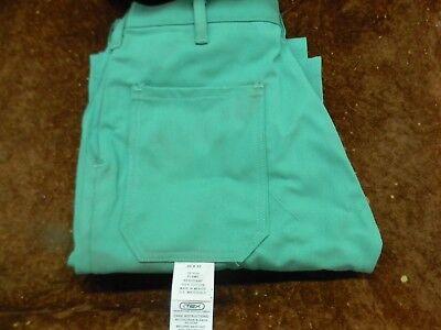 Itex  Banox Fr3 Fire Resistant Pants  30 X 32   Green
