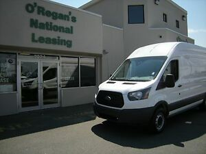 2017 Ford Transit T250 High Roof with Extended Length