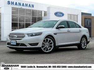 2018 Ford Taurus Limited| 4WD | Navigation |2.9% Available| CPO!