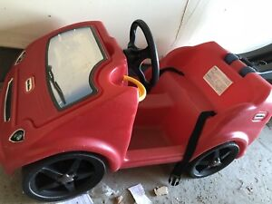 Lightly used push car buggy for ages 1-4