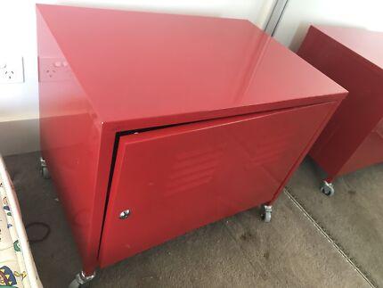 IKEA steel cabinet