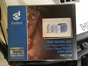 Nissan patrol filter kit Grafton Clarence Valley Preview
