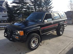 ISO soft top for first generation Toyota 4Runner