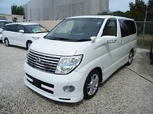 2007 Nissan Elgrand (#0870) E51 350 Highway Star Double Sun Roof Moorabbin Kingston Area Preview