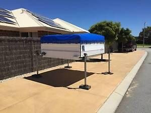 SLIDE ON CAMPER HEASLIP Clarkson Wanneroo Area Preview