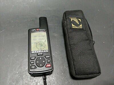 NEW BLACK Magellan eXplorist 210 /& 300 Handheld GPS Belt Clip Carry Case
