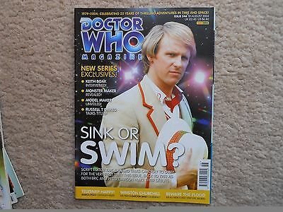 DR WHO MAGAZINE =#=#=#=#