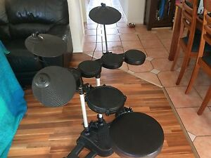 Ringway Electronic Drum Kit Charlestown Lake Macquarie Area Preview