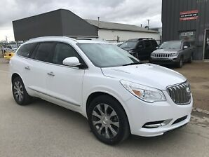 2017 Buick Enclave AwD Leather 7pass Sale $27900